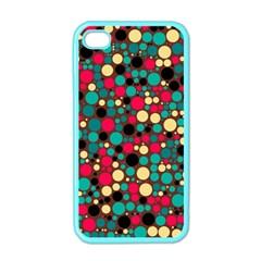Retro Apple Iphone 4 Case (color) by Siebenhuehner