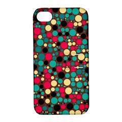 Retro Apple Iphone 4/4s Hardshell Case With Stand by Siebenhuehner