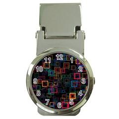 Retro Money Clip With Watch by Siebenhuehner