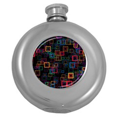 Retro Hip Flask (round) by Siebenhuehner