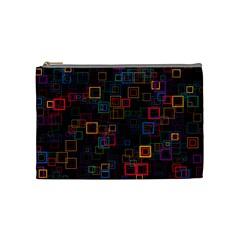 Retro Cosmetic Bag (medium) by Siebenhuehner