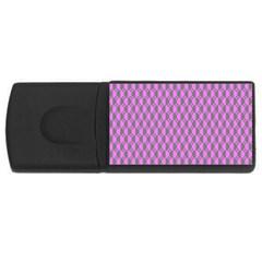 Retro 4gb Usb Flash Drive (rectangle) by Siebenhuehner