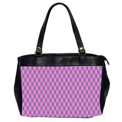 Retro Oversize Office Handbag (two Sides) by Siebenhuehner