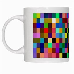 Tapete4 White Coffee Mug by Siebenhuehner