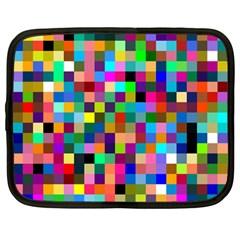 Tapete4 Netbook Sleeve (large) by Siebenhuehner