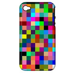 Tapete4 Apple Iphone 4/4s Hardshell Case (pc+silicone) by Siebenhuehner