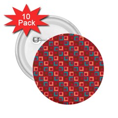 Retro 2 25  Button (10 Pack) by Siebenhuehner