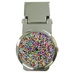 Color Money Clip With Watch by Siebenhuehner