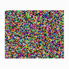 Color Glasses Cloth (small, Two Sided) by Siebenhuehner