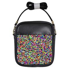Color Girl s Sling Bag by Siebenhuehner
