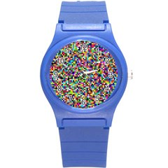 Color Plastic Sport Watch (small) by Siebenhuehner