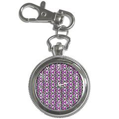 Retro Key Chain Watch by Siebenhuehner