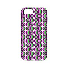 Retro Apple Iphone 5 Classic Hardshell Case (pc+silicone) by Siebenhuehner