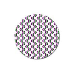 Retro Magnet 3  (round) by Siebenhuehner