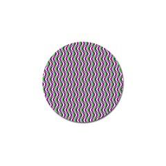 Pattern Golf Ball Marker 10 Pack by Siebenhuehner