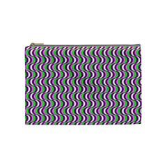 Pattern Cosmetic Bag (medium) by Siebenhuehner