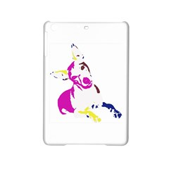 Untitled 3 Colour Apple Ipad Mini 2 Hardshell Case by nadiajanedesign