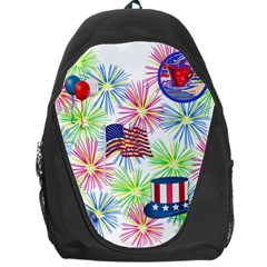 Patriot Fireworks Backpack Bag