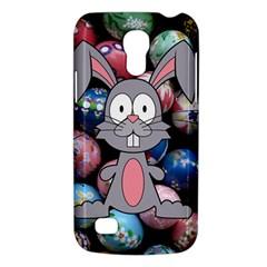 Easter Egg Bunny Treasure Samsung Galaxy S4 Mini (gt I9190) Hardshell Case  by StuffOrSomething