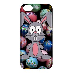 Easter Egg Bunny Treasure Apple Iphone 5c Hardshell Case
