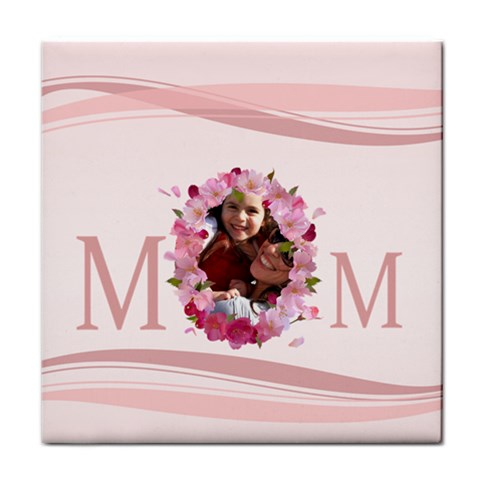 Mothers Day By Mom   Face Towel   4mfns7fktc2e   Www Artscow Com Front