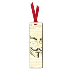 We The Anonymous People Small Bookmark by StuffOrSomething