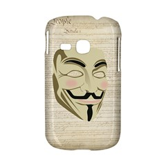 We The Anonymous People Samsung Galaxy S6310 Hardshell Case by StuffOrSomething
