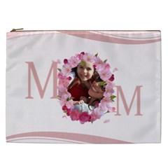 Mothers Day By Mom   Cosmetic Bag (xxl)   Jyb6xxz6k2cs   Www Artscow Com Front