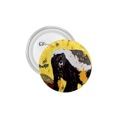Honeybadgersnack 1 75  Button by BlueVelvetDesigns