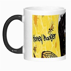 Honeybadgersnack Morph Mug by BlueVelvetDesigns