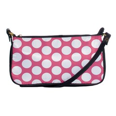 Pink Polkadot Evening Bag by Zandiepants
