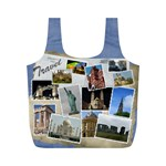 Travel Recycle Bag (M) - Full Print Recycle Bag (M)