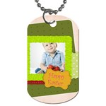 easter - Dog Tag (Two Sides)