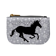 Unicorn on Starry Background Coin Change Purse by StuffOrSomething