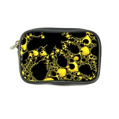 Special Fractal 04 Yellow Coin Purse