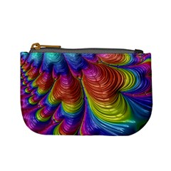 Radiant Sunday Neon Coin Change Purse by ImpressiveMoments