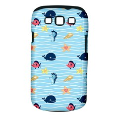Fun Fish Of The Ocean Samsung Galaxy S Iii Classic Hardshell Case (pc+silicone) by StuffOrSomething