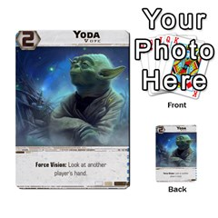 Star Wars Force Struggle (love Letter Retheme) By Ryno   Multi Purpose Cards (rectangle)   Ooojaz6f6ogv   Www Artscow Com Front 6