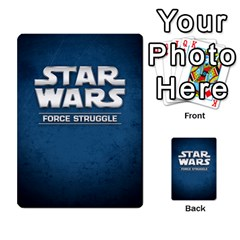 Star Wars Force Struggle (love Letter Retheme) By Ryno   Multi Purpose Cards (rectangle)   Ooojaz6f6ogv   Www Artscow Com Back 51