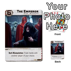 Star Wars Force Struggle (love Letter Retheme) By Ryno   Multi Purpose Cards (rectangle)   Ooojaz6f6ogv   Www Artscow Com Front 14