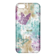 Joy Butterflies Apple iPhone 5C Hardshell Case