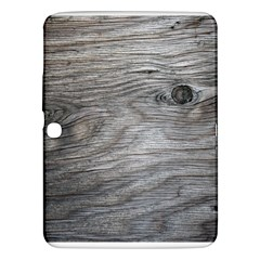Weathered Wood Samsung Galaxy Tab 3 (10.1 ) P5200 Hardshell Case  by chivieridesigns