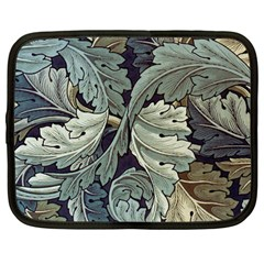 William Morris Netbook Case (large) by chivieridesigns