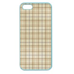 Plaid 7 Apple Seamless Iphone 5 Case (color) by chivieridesigns
