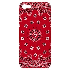 Bandana Apple Iphone 5 Hardshell Case by chivieridesigns