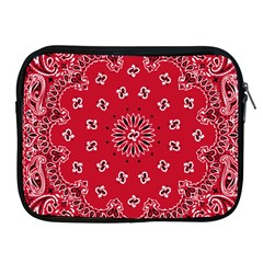 Bandana Apple iPad Zippered Sleeve by chivieridesigns