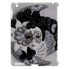 Venetian Mask Apple Ipad 3/4 Hardshell Case (compatible With Smart Cover) by StuffOrSomething