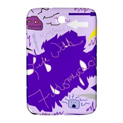 Life With Fibro2 Samsung Galaxy Note 8 0 N5100 Hardshell Case  by FunWithFibro
