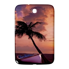 Sunset At The Beach Samsung Galaxy Note 8 0 N5100 Hardshell Case  by StuffOrSomething