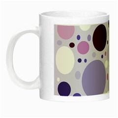 Passion For Purple Glow In The Dark Mug by StuffOrSomething